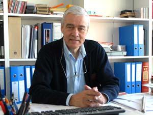 Fernando Prats, arquitecto. Foto Laura Martínez Lombardía.